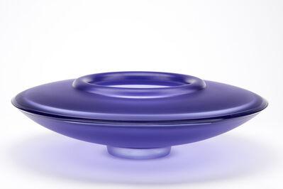 Ann Robinson, 'Unite - Rim Bowl - Hyacinth Blue', 2018