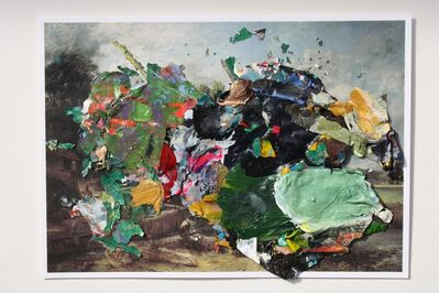 Hannah Williamson, 'Explosion at Stratford Mill', 2013