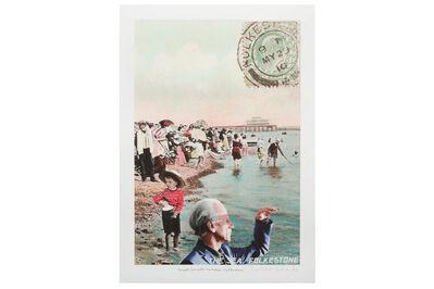 Peter Blake, 'The Sea, Folkestone - Joseph Cornell's Holiday', 2014