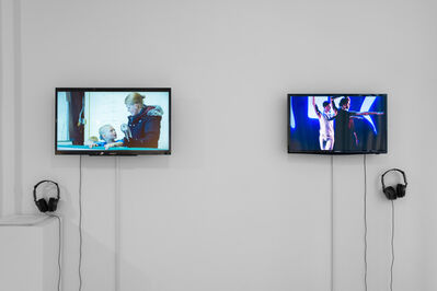 Liz Magic Laser & Wendy Osserman, 'Kiss and Cry, Quick Time, Not Letting Go', 2015, 2016, 2000