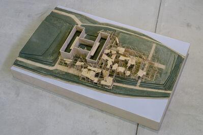 Tadashi Kawamata, 'Project on Roosevelt Island maquette s', 1992