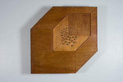 Pol Bury, '53 boules dans un cube', 1997
