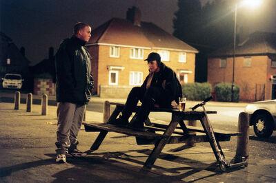 Tobias Zielony, 'Bench', 2001