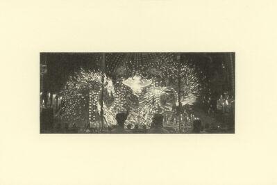 Marie Harnett, 'Fireworks', 2014