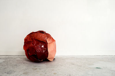 Martine Poppe, 'Red Tumbleweed', 2017