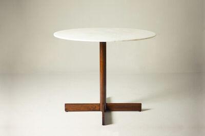 Jorge Zalszupin, 'Marble Top Table', ca. 1960's
