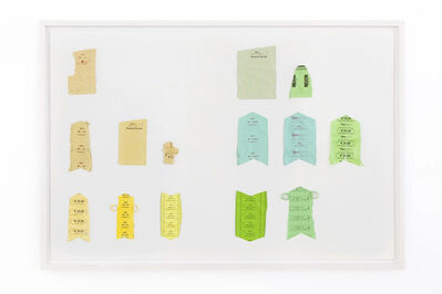 Gabriel Kuri, 'Untitled H4', 2011