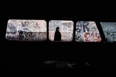 Joseph Rodriguez, 'Abandoned Car, Spanish Harlem, NY', 1988