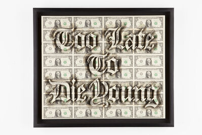 Scott Campbell, 'Too Late to Die Young', 2014