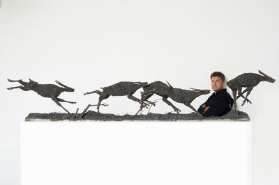 Mirsad Herenda, 'O.T. ( Rabbit)', 2011