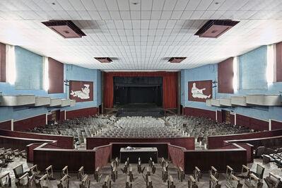 Filipe Branquinho, 'Cine theater Africa, Audience', 2011