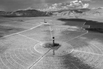 Jamey Stillings, 'Evolution of Ivanpah Solar, #11060 September 4', 2013