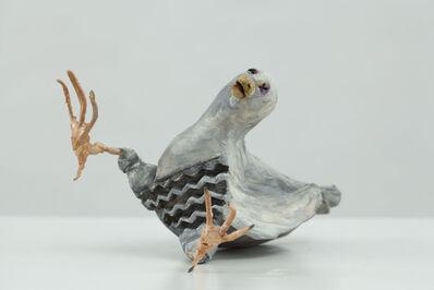 Jennifer Mccandless, 'Roadkill Zombie, Pigeon', 2016