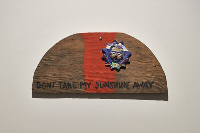 Oliver Arms, 'Don't Take My Sunshine Away', 2021