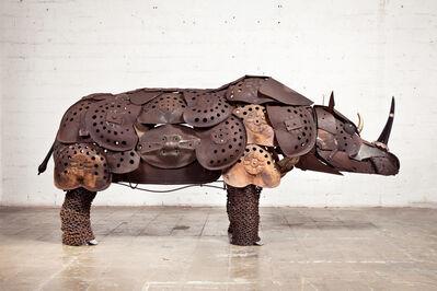 Miquel Aparici, 'Rinoceronte', 2016