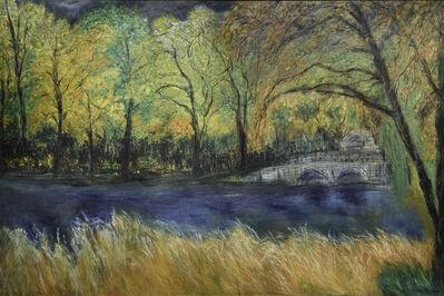Layla Fanucci, 'Central Park Dream Opus 18 '