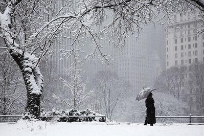 Christophe Jacrot, 'Lady snow', 2015
