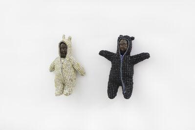 Maurice Mbikayi, 'Enfant I & II', 2019