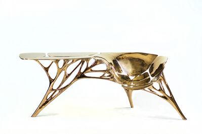 Zhipeng Tan, 'Lotus Telephone Table', 2016