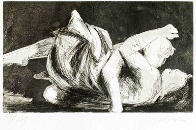 Giacomo Manzù, 'Lovers II', 1970