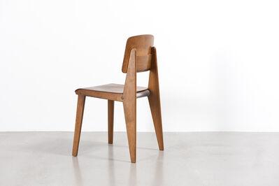 Jean Prouvé, 'Demountable wooden chair CB 22, variation', 1947