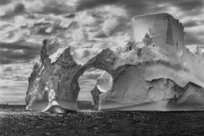 Sebastião Salgado, 'Iceberg Between Paulet Islands and the Shetland Islands, Antarctica', 2005