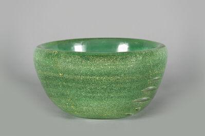 Carlo Scarpa, 'Venini, Sommerso bowl', 1934