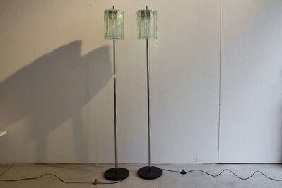 Max Ingrand, 'Coppia di lampade da terra ', ca. 1960