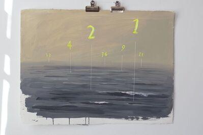 Oliver Jeffers, 'Fathom Sketch No. 5', 2016