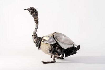 James Corbett, 'Triumph Duck', 2019