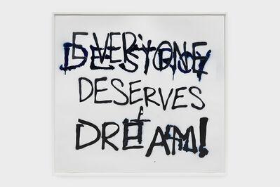Sam Durant, 'Dream Destroy', 2018