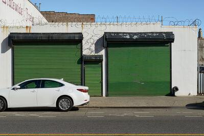 """David Kutz, 'Retro #3106; Brooklyn, NY USA; November 2013; 40°40'36"""" N 73°59'29"""" W'"""