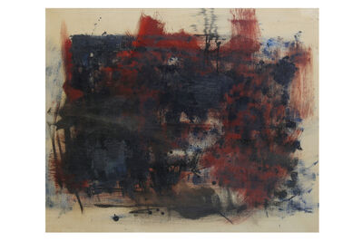 William Johnstone, 'Abstract'