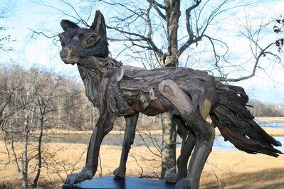 Larry Ringgold, 'Fox'
