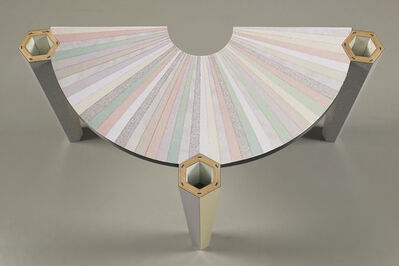 Bethan Laura Wood, 'Playtime low table', 2011