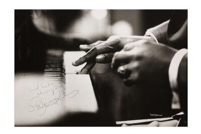 John 'Hoppy' Hopkins, 'Backstage At A Blues Concert'