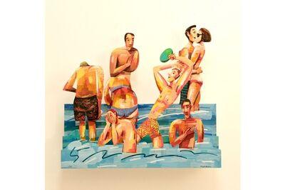 David Gerstein, 'Sun of the beach 5', 2014