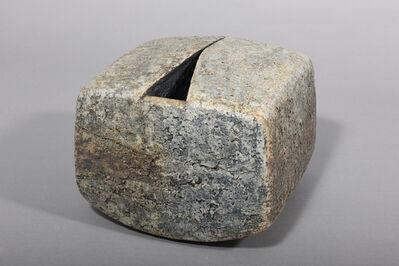 Gerald Weigel, 'stone', 1989