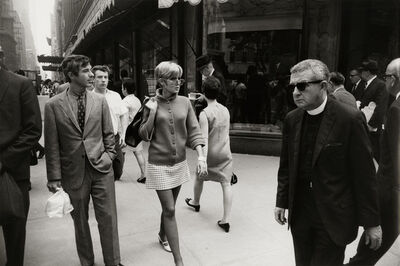 Garry Winogrand, 'R.O. Blechman, New York City', 1968