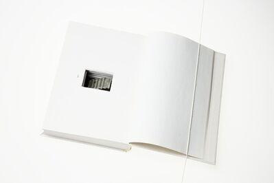 Tatsuo Kawaguchi, 'Iron Stairway Inside a Book', 2013