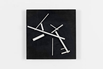 Jean Tinguely, 'Méta-Malevich', 1954