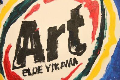 Genco Gülan, 'Art', 2013