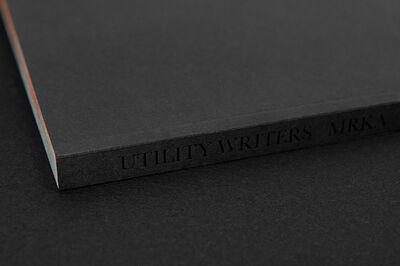 MRKA, 'Utility Writers Book', 2018