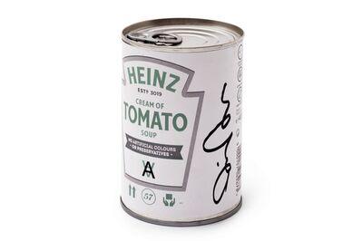 Daniel Arsham, 'Heinz Cream of Tomato Soup - Signed', 2019