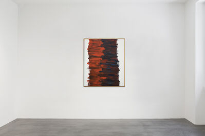 Mario Nigro, 'Senza titolo', 1989
