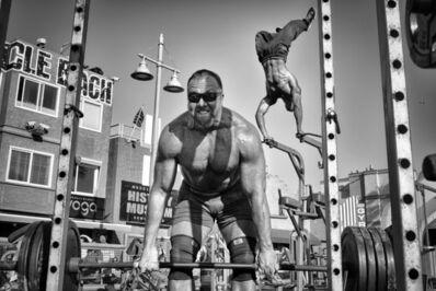 Dotan Saguy, 'Muscle Beach Gym', 2016