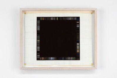 Haim Steinbach, 'Bar Arrangement (cut-out) 39', 1972