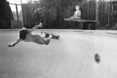 Hugh Holland, 'Buddha Bowl Craw, Los Angeles, CA', 1977