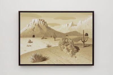 Daniel Arsham, 'Desert Animation', 2020
