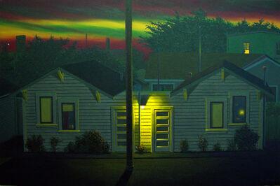 James Torlakson, 'Snug Harbor Dusk', 2009